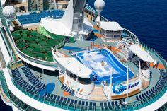 Liberty of the Seas - Royal Caribean #viaje por crucero en LUNA de MIEL