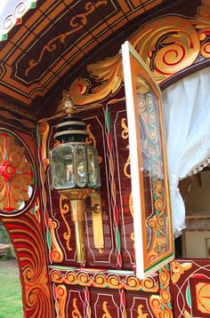 Gypsy Interior Design Dress My Wagon| Serafini Amelia|Travel Trailer Design Inspiration-roulotte