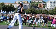 Perugia, Grifofitness, una domenica di fitness a Pian di Massiano - Notizie dall'Umbria, Perugia, Terni, Bastia Umbra, Foligno, Orvieto, Lago Trasimeno, Città di Castello