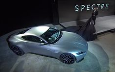 Spectre is the new James Bond movie, is out on November 2015 and Bond will drive the unique Aston Martin in the film. The Aston Martin is James Bond Cars, New James Bond, James Bond Movies, Aston Martin Db10, Daniel Craig, Martin Car, Driving School, Hot Cars, Car Pictures