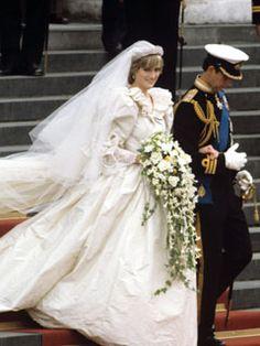 Princess Diana, style icon through the years
