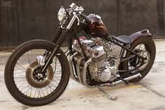 The Venice Bobber by Venice Choppers
