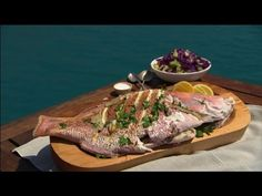 Fast Ed's amazing red snapper cooked in sea water - https://www.youtube.com/watch?v=1DRxesQGNHg&utm_source=rss&utm_medium=Sendible&utm_campaign=RSS