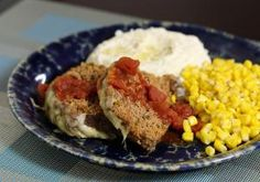 A Spicy Meatloaf With Peppers and Pepper Jack Cheese: Green Chile Meatloaf