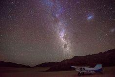 Under Namibian skies