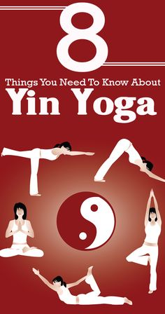 Yoga fulfills stability in the form of Yin Yoga.Many experts call yin yoga 'the other half of yoga'. Here are 8 things you need to know about Yin Yoga. Read more