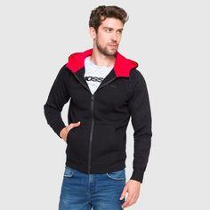 Me gustó este producto Mossimo Poleron Hoodie Mossimo. ¡Lo quiero! Athletic, Zip, Casual, Jackets, Fashion, Sweater Vests, Dibujo, Sports, Men