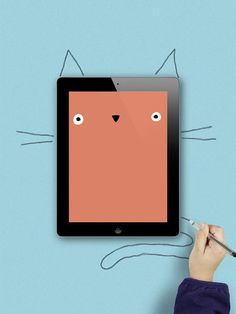 A Clever iPad App Gets Kids Drawing On Paper Again | Co.Design: business + innovation + design