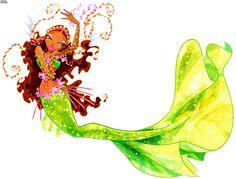 Winx Club As Mermaids | Ropas: Winx Club Mermaid