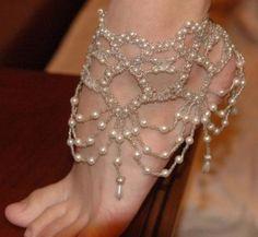Fashionable feet Jewelry