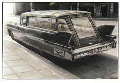 Buick hearse with cherubs - Professional Car Society - Official Website of the Professional Car Society, Inc.