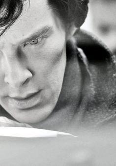 Sherlock challenge day 11: favorite actor, clearly Benedict Cumberbatch!