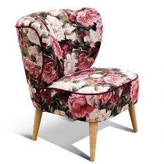 Fotel klubowy, loft, uszak, PRL Cocktails Vintage, Cocktail Chair, Wood Design, Retro Vintage, Accent Chairs, Upholstery, Loft, Furniture, Color
