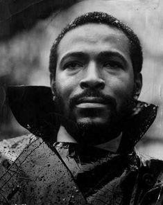 Marvin Gaye  I love this picture of Marvin Gaye.