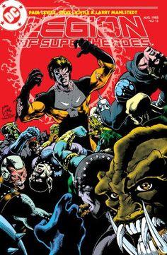 Legion of Super-Heroes (1984-1989) #13 Timber Wolf, Karate Kid II