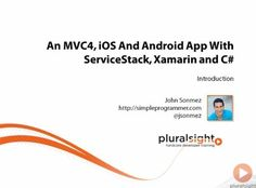 Download link:  megafilesfactory.com/444162c048d9368b/An MVC4, iOS And Android App With ServiceStack, Xamarin and C#