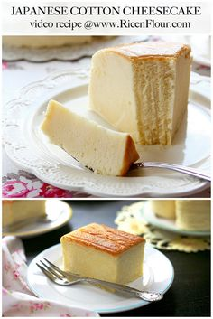 Japanese cotton cheesecake recipe tips and tricks to help you make the BEST cotton cheesecake: light, tender, creamy with smooth and fine texture.