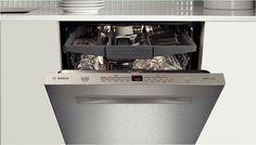 Best Quietest Bosch Dishwasher SHP65T55UC models