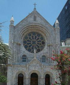 Sacred Heart Parish, Downtown Tampa, Florida
