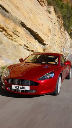 Aston Martin Rapide Jet designed by Bertone Auto Types