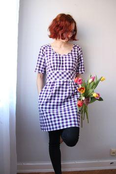 Colette Patterns Dahlia Dress | by naehzimmerblog