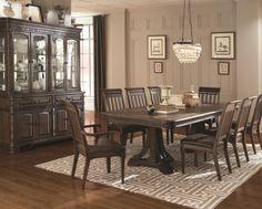 Coaster Carlsbad Formal Dining Room Group - Coaster Fine Furniture