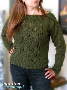 Cardigan Fashion, Knit Fashion, Hand Knitting, Knitting Patterns, Purple Scarves, Indian Beauty Saree, Knit Vest, Crochet Woman, Sewing