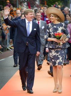Queen Máxima, May 30, 2013 | The Royal Hats Blog