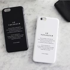 Seeso Le voyageur polycarbonate case for iPhone 6 - fallindesign Iphone 6, Iphone 8 Plus, Art Phone Cases, Iphone Cases, Aesthetic Phone Case, Cute Cases, Customize Phone, Aesthetic Pastel, Pastel Wallpaper