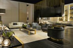 5 Luxury Brands that Are Worth Attending IMM Cologne For! | www.barstoolsfurniture.com
