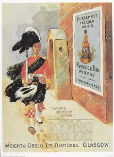 Vintage British Adverts British Art Deco Poster Vintage Gilbey/'s Spey-Royal Poster 1920s Art Deco Whiskey Advertisement Man Cave Decor