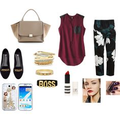 """Work Mode"" by mclucky16 on Polyvore"