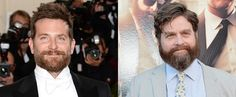 Is Bradley Cooper Channeling Zach Galifianakis?