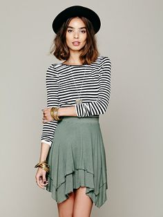 Free People Way Hay Mini at Free People Clothing Boutique