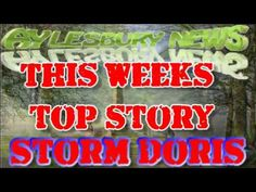 Aylesbury News, This weeks top story: Storm Doris