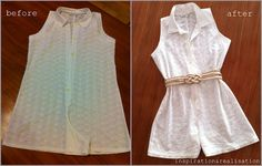 DIY Dolce and Gabana inspired romper