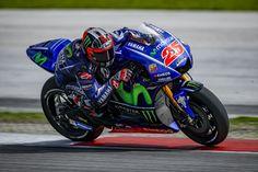 MotoGP. Maverick Viñales domina último dia de testes em Sepang