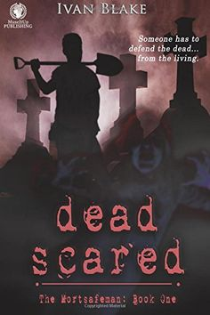 #Book Review of #DeadScared from #ReadersFavorite  Reviewed by Jack Magnus for Readers' Favorite