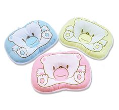 New Lovely and Nice The Bedding Baby Pillow Bear Pillow / Baby Head Pillow Anti Migraine