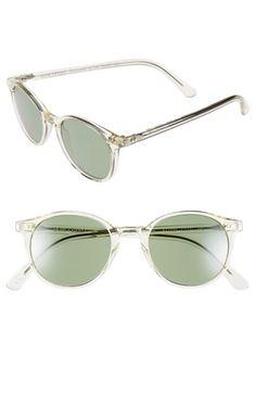 038e9919a94 Dom Vetro  Capretta  47mm Polarized Sunglasses