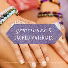 Our authentic Mala beads feature unique gemstones and sacred materials. Find a Mala necklace or Mala bracelet with your perfect gemstone.