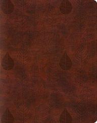 ESV Single Column Journaling Bible - Chestnut Leaves - The Daily Grace Co. Best Books For Men, Good Books, Books To Read, Esv Bible, Bible Text, Scripture Verses, Journaling, Keeping A Journal, Bible Covers
