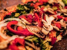 Pizza vom Lieblingsitaliener ist immer eine gute Medizin!
