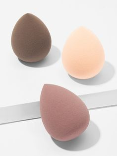 Water-drop Makeup Sponge 3pack