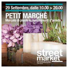 L'ultimo appuntamento con Street Market sarà dedicato a piante e fiori!  Profumatissimo! ;-)  #lepiazze #lifestyle #shopping #castelmaggiore #fiori #piante http://www.lepiazzecastelmaggiore.it/