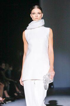 Gucci white  Style.com