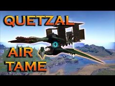 Ark quetzal level 150 trap taming solo ark survival evolved ark suvival evolved safe quetzal taming in the air by fresonis malvernweather Image collections