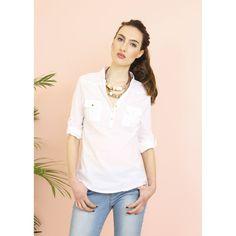 Blusa Adeline PVP: 9,95€ Disponible en varios tonos