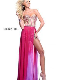 Sherri Hill Prom Dresses 2013 | Home » SHERRI HILL 21132 PROM DRESS 2013