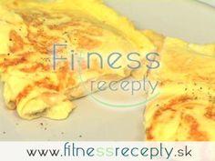 Syrová omeleta Ethnic Recipes, Fitness, Food, Essen, Meals, Yemek, Eten